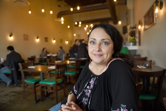 Chef/Owner Suzy Silvestre opened Chive Kitchen three years ago, a vegan restaurant in downtown Farmington that taps into Silvestre's Portuguese and Western European background.