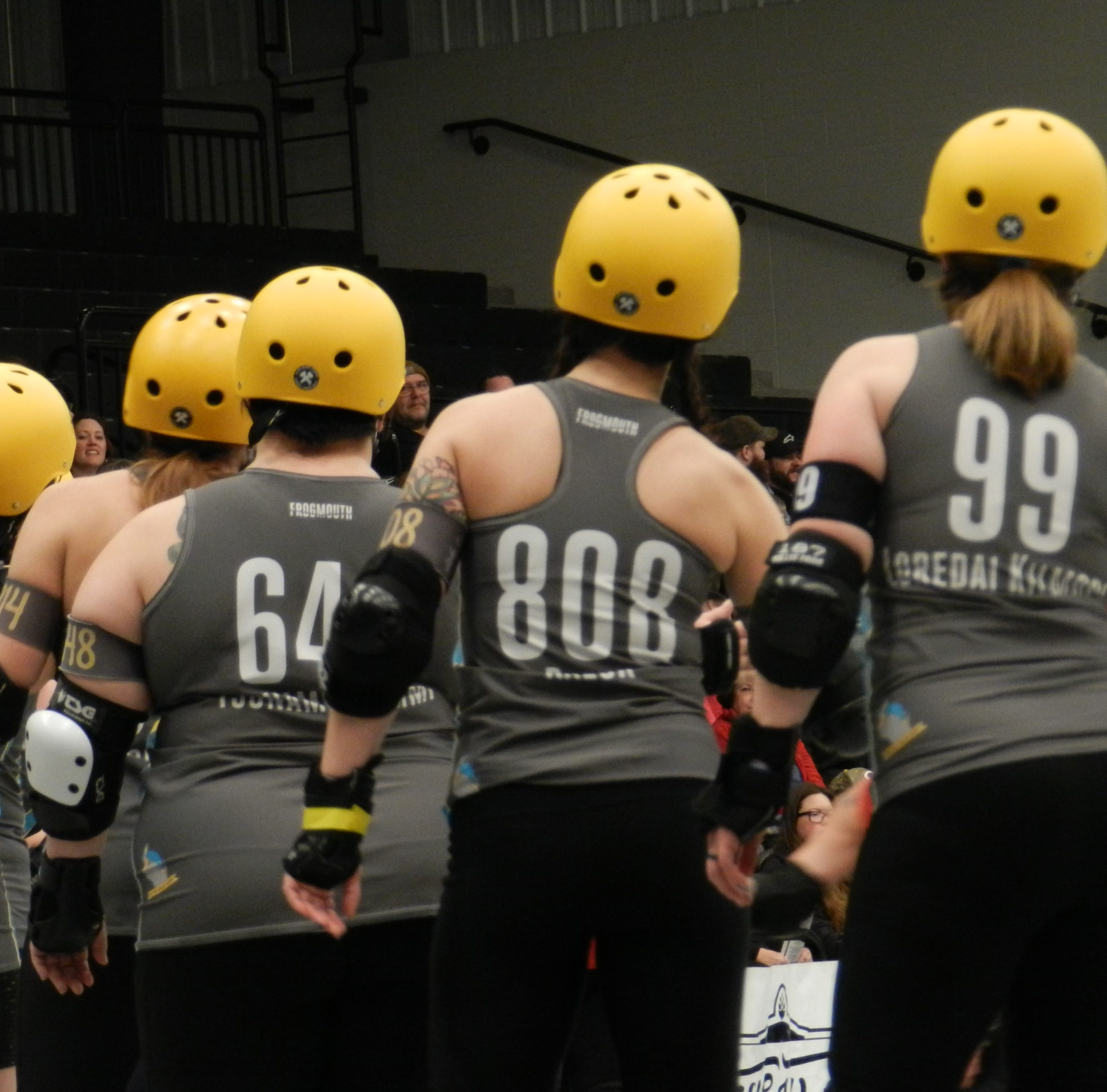 Amid bouts and bruises, Fox Cites Roller Derby creates a family