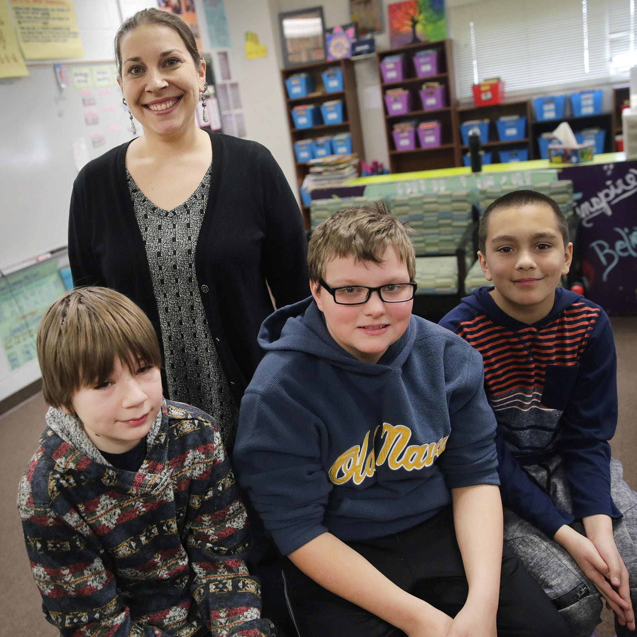 Teacher's aide, friends save choking Berlin fifth-grade student's life