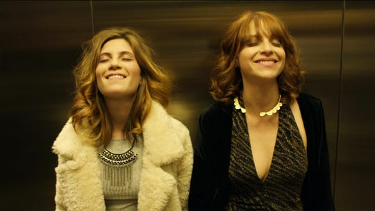 "Silvia Varón (left) and Alejandra Lara star in ""Eva + Candela"""