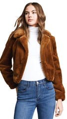 • Blank Denim cropped 