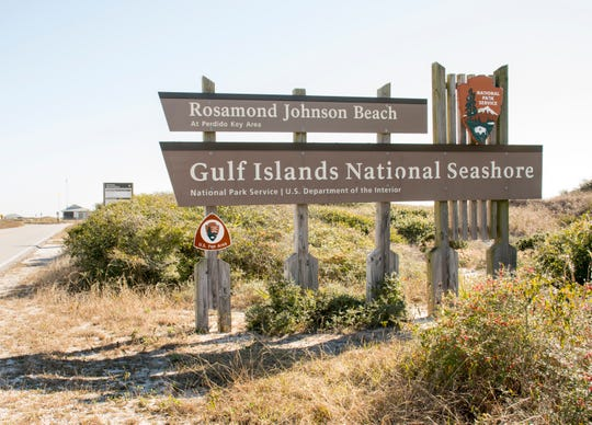 Gulf Islands National Seashore will be reopening Rosamond Johnson Beach on Perdido Key on Saturday.