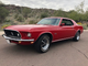 This 1969 Ford Mustang Grande will be auctioned off at Barrett-Jackson in Scottsdale on Monday.