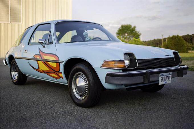 Waynes Used Cars >> Wayne S World Amc Pacer Sells For 7k At Barrett Jackson