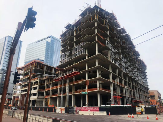 Blanco Tacos & Tequila is the first restaurant tenant announced by the Block 23 Development in downtown Phoenix, which will also be home to the area's first grocery store.