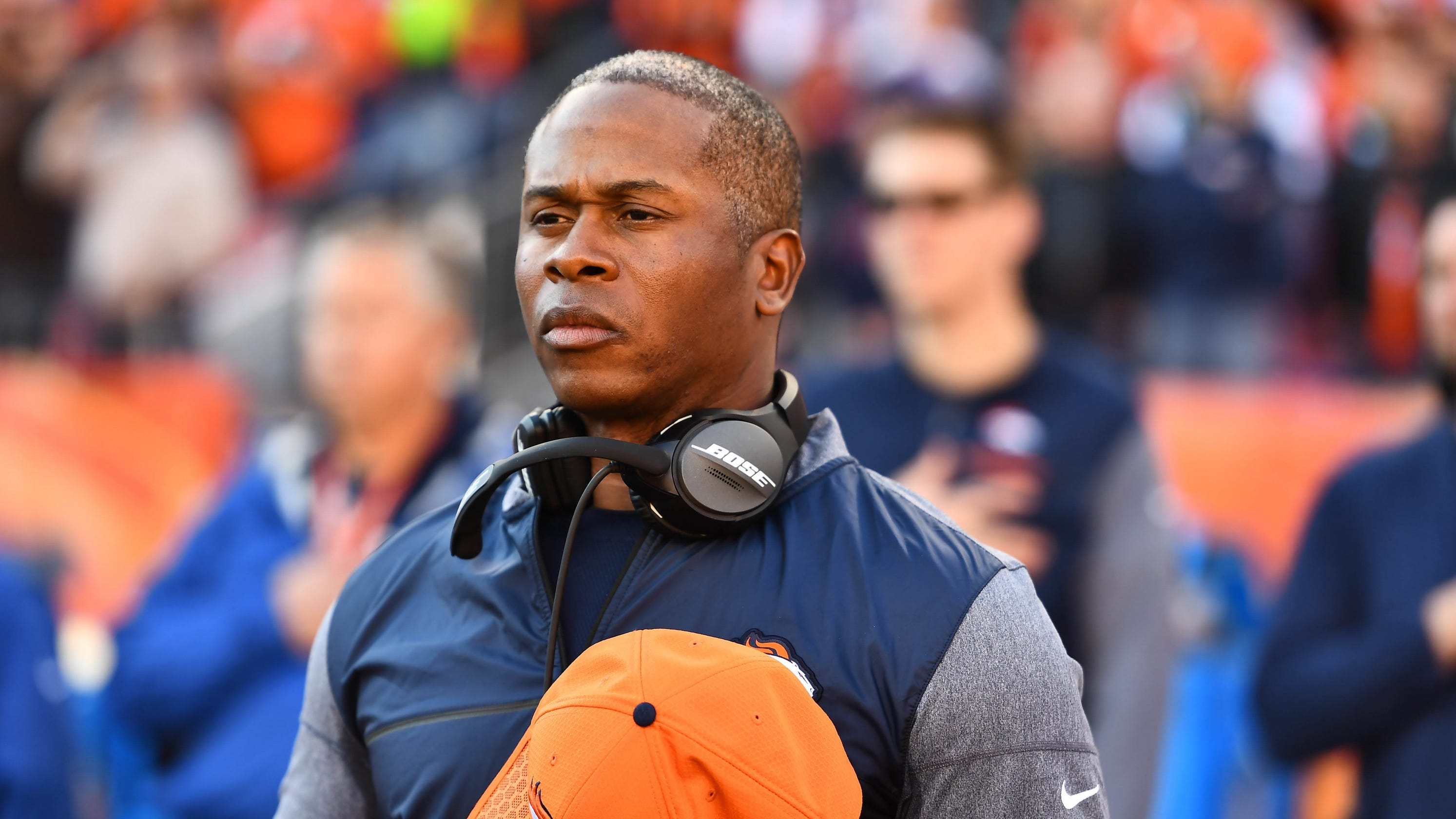 94da19b8e58 Vance Joseph hired as Arizona Cardinals defensive coordinator