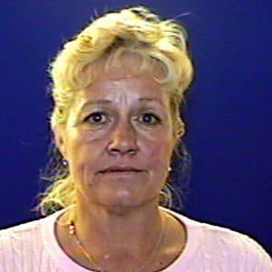 Candy Allison, 56.