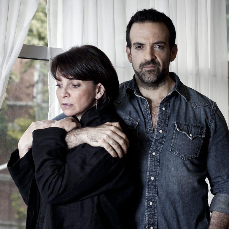 Dedica Mariana Garza cancióna Pablo Perroni