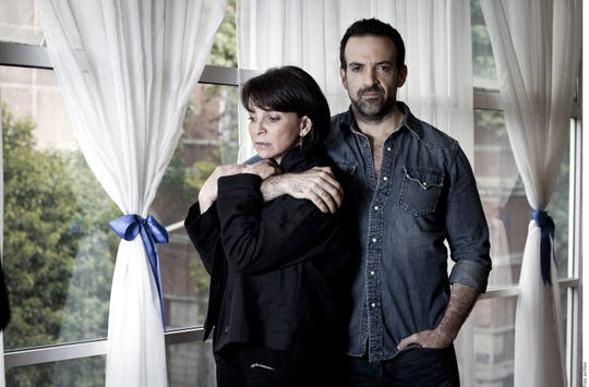 Mariana Garza y Pablo Perroni anunciaron recientemente su divorcio.