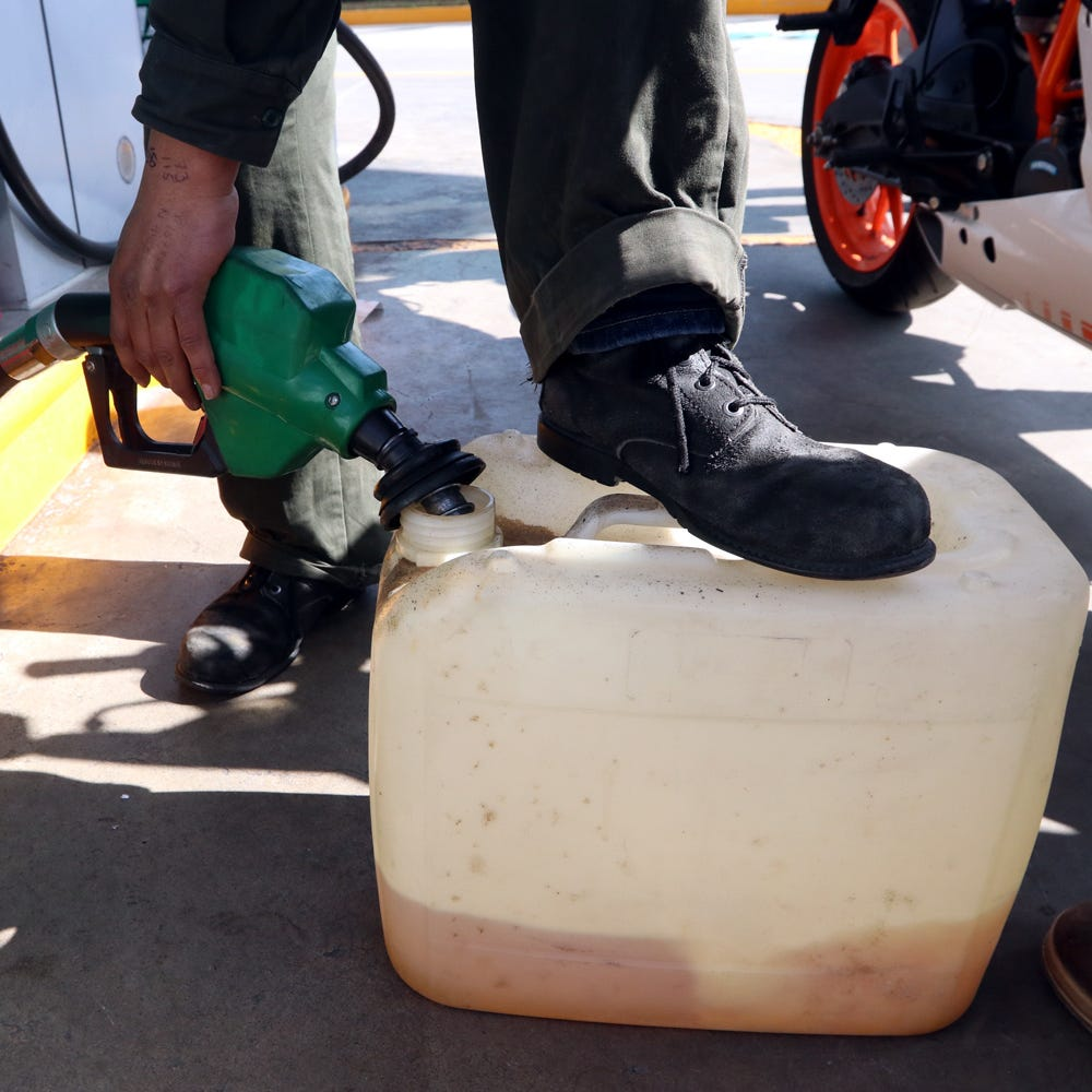 Desabasto de gasolina podría provocar inflación, señala experto