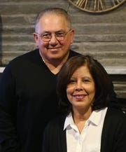 Recipients of the 2019 Richard K. Wager Inclusive Champion Award, Eddie & Norma Ramirez at their home in the Town of Poughkeepsie on January 11, 2019. Eddie & Norma have been behind the Hudson Valley Latino Scholarship Fund for ten years.