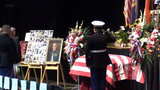 Scenes from memorial services for Major James Brophy, a Staatsburg native was on board a KC-130 that collided with a F/A-18 and crashed off the coast of Japan on December 6, 2018.