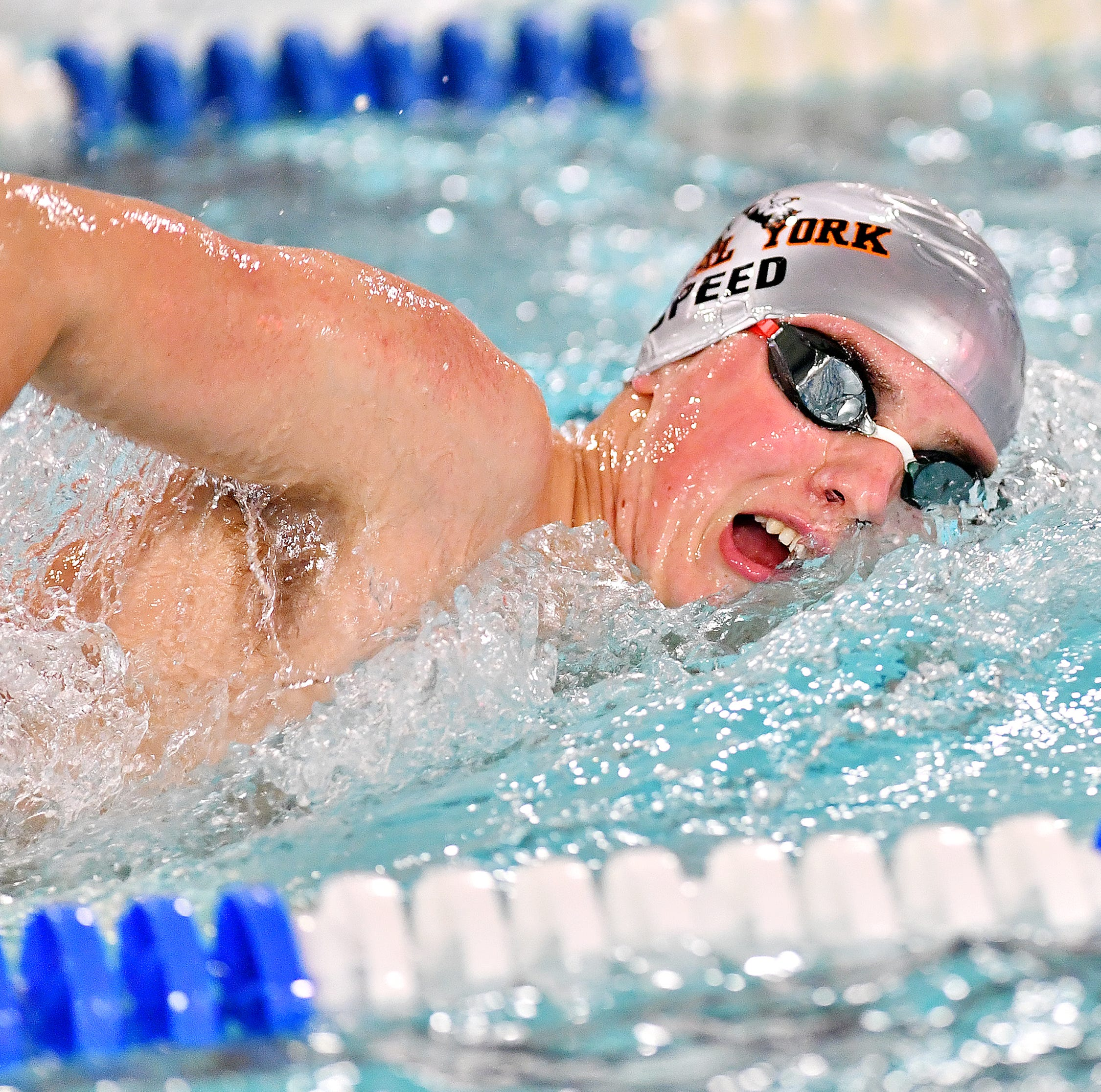 Central York, West York swimmers headline York-Adams League coaches' all-star teams