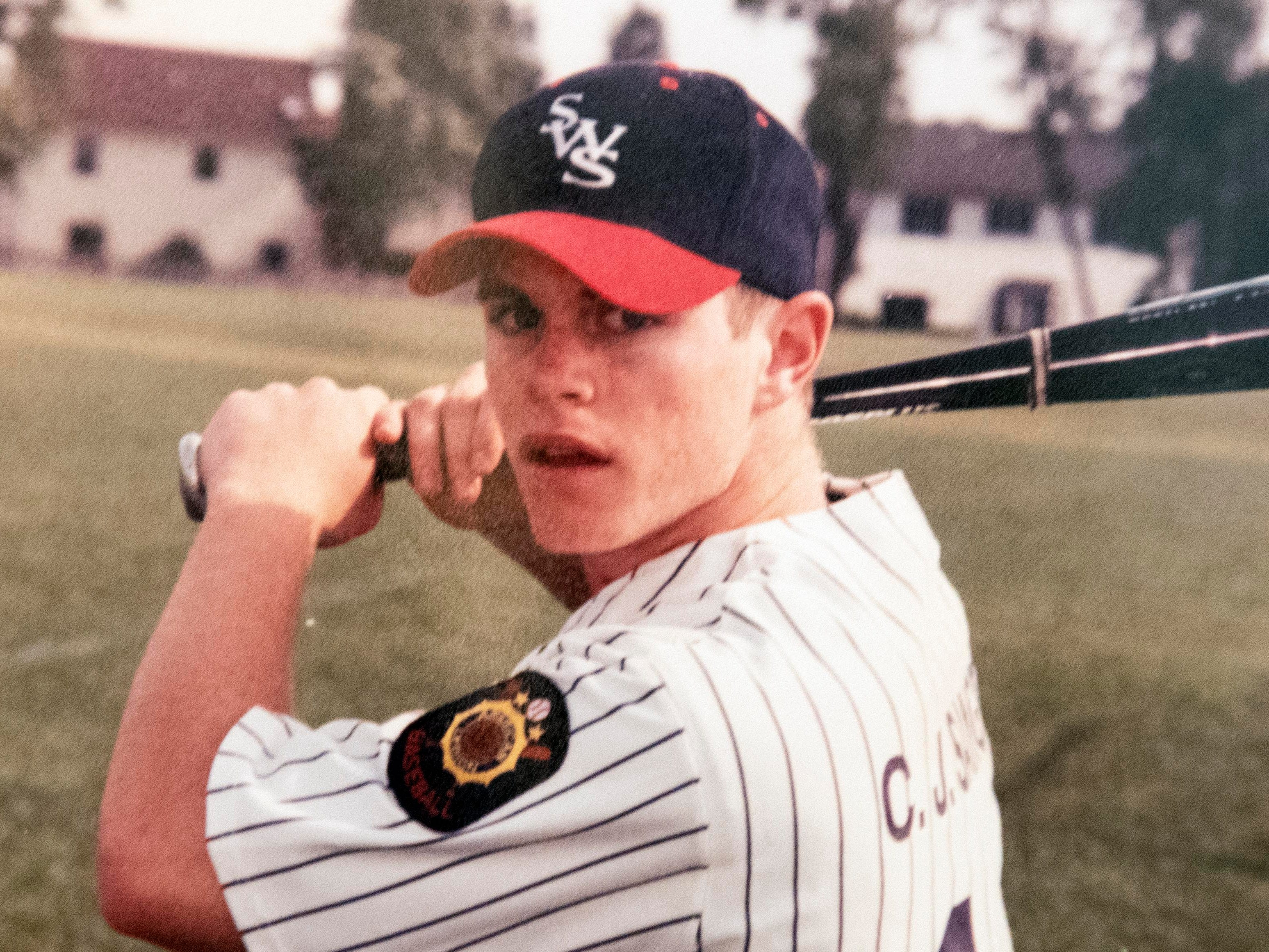 Kyle Pitts played baseball through his youth, where he learned how to be a good team player, according to his father, John Pitts. Kyle went on to be a York City Police Officer, who still has a team-oriented mindset.