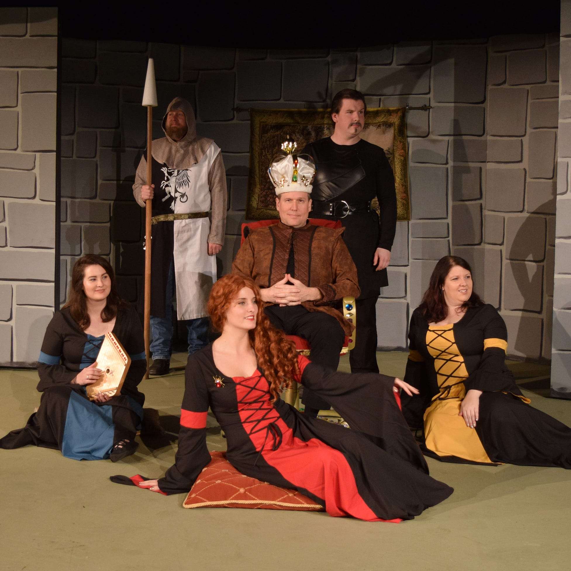 Sherwood Forest fills with laughs in Riverfront's 'Robin Hood' romp