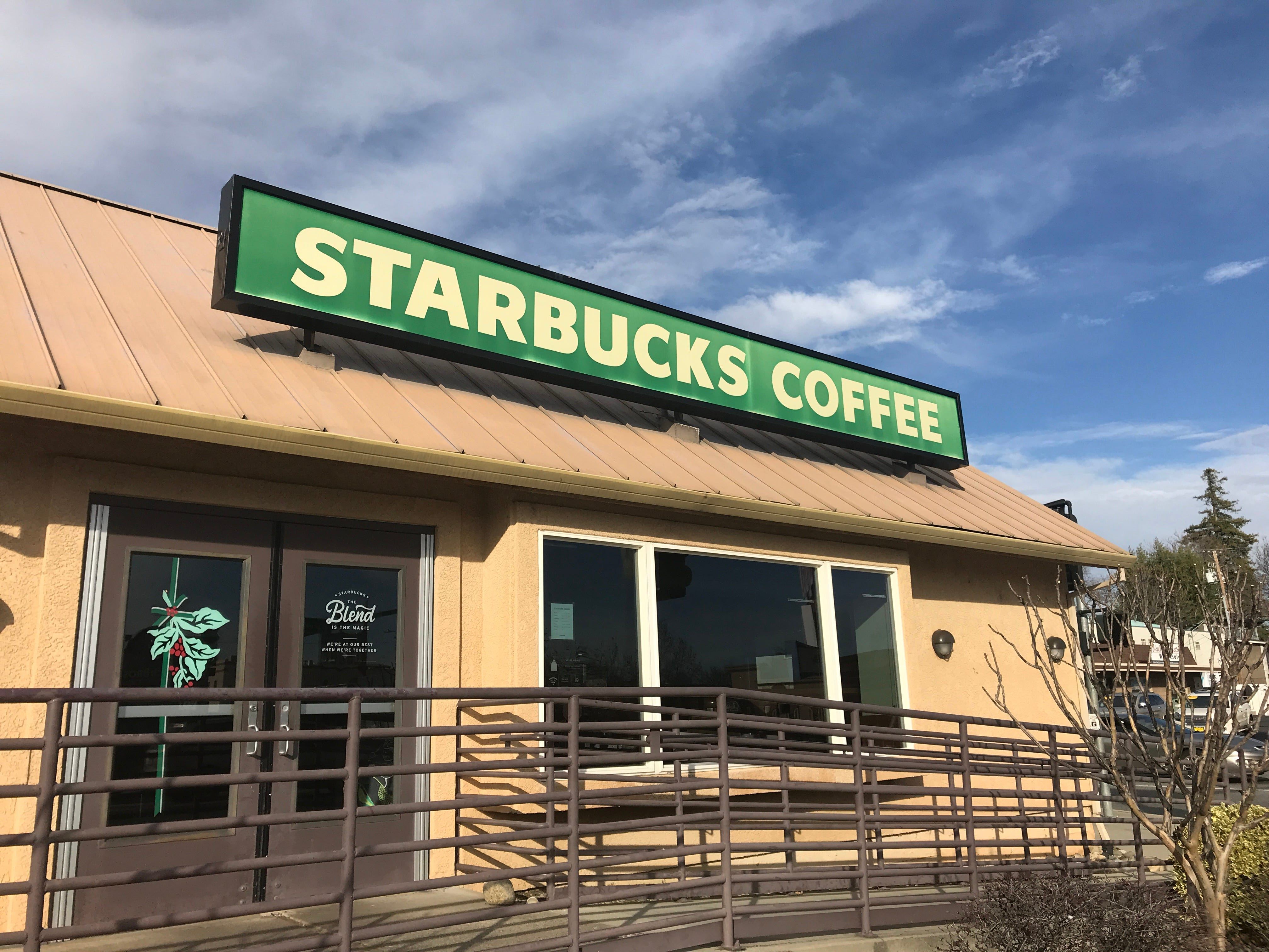 The Buzz: Redding's first Starbucks store closes this month after nearly 20 years