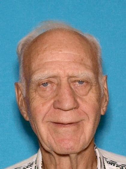 UPDATE: Missing 90-year-old veteran from Redding found in L.A. area
