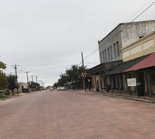 the City of Miles still has plenty of brick streets, which were originally installed back in 1925, according to information from that city's website.