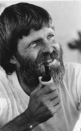 Roger Allen, founder of the Chicken Farm Art Center, died Jan. 8, 2019.