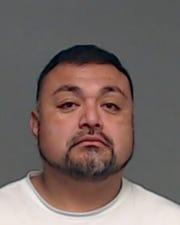 Arrest photo of Andrew Scott Perez