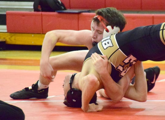 Riverheads' G.W. Shultz will go for his third straight individual title at the 30th annual News Leader Wrestling Tournament, which has been rescheduled for Tuesday and Thursday at Stuarts Draft High School.