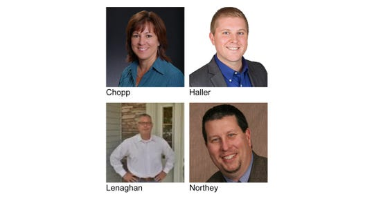 2019 Directors include Karen Chopp, Coldwell Banker Burnet; Kyle Haller, Haller Realty; Mark Lenaghan, Edina Realty; Randy Northey, Premier Real Estate Services and SCAAR President Randy Warzecha, Coldwell Banker Burnet.