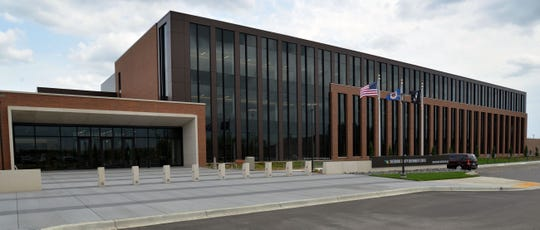 Sherburne County Government Center