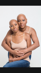 Pam Moore helped her daughter through alopecia and her daughter Mikaya Warren helped her fight breast cancer.