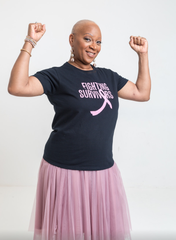 Faith helped see Pamela Moore through after being diagnosed with breast cancer.