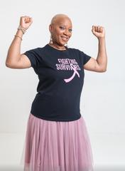 Breast cancer survivor Pamela Moore is hosting a Fashioned Inspirations benefit on Oct. 26.