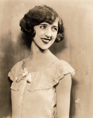The diaries of Hazel Beamer Cutler, a Thomasville native, performed in the Ziegfield Follies in the 1920's are among items to be digitized.