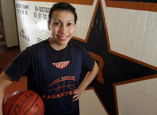 Former Riverside basketball standout Corinna Latorre (formerly Minjarez) is now a head basketball coach on the college level.