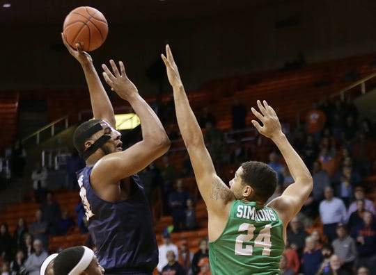 UTEP falls in a close game to North Texas 58-51 on Thursday, Jan. 10, 2019, at the Don Haskins Center. Next up is Rice on Saturday.