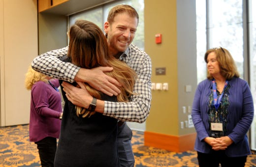Thousand Oaks man offers thanks for blood that saved his life