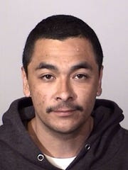 Jonathan Sandoval, 29, was arrested Thursday in Oxnard in connection with a stolen vehicle.