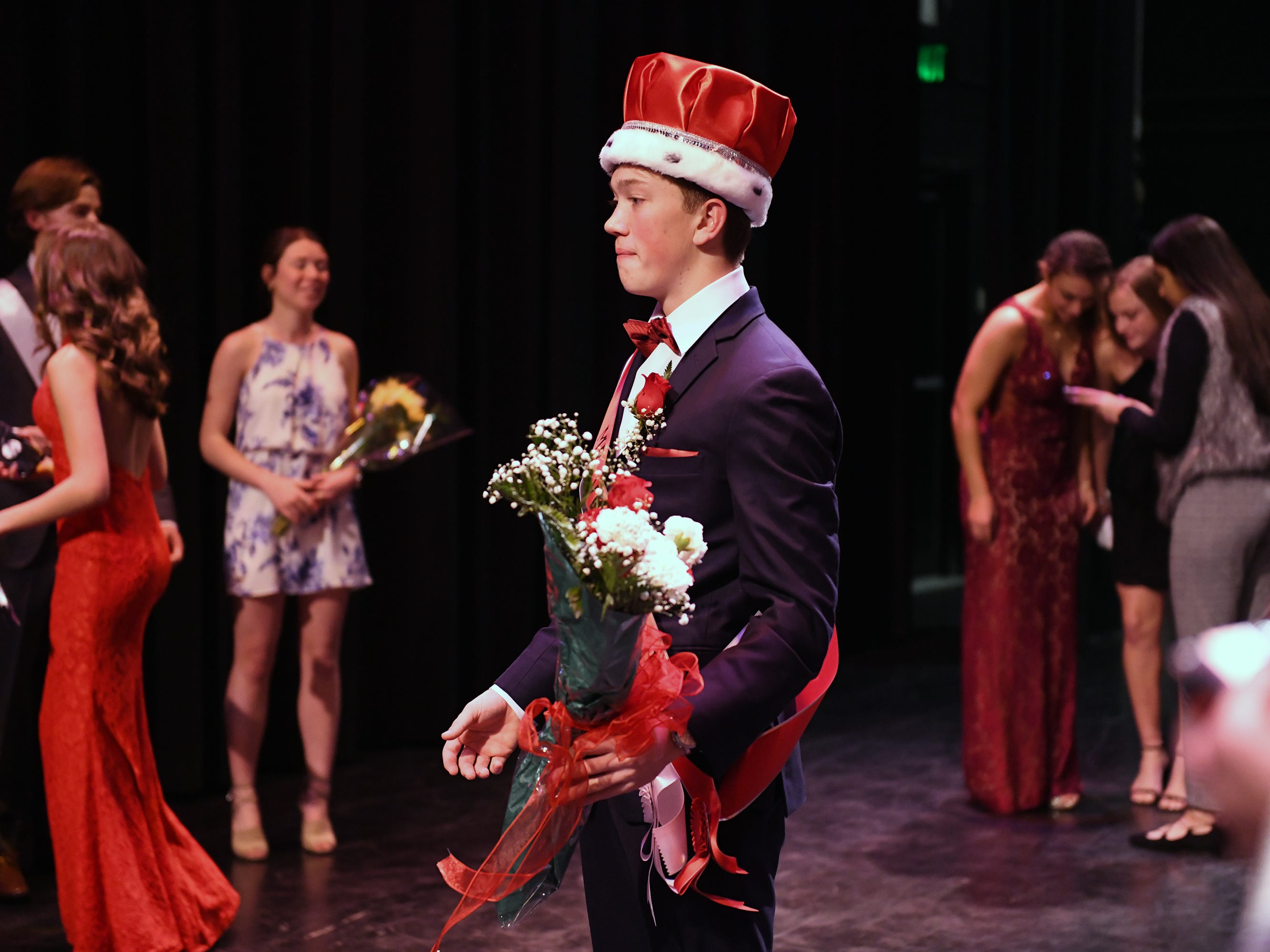 "Brandon ""Bubba"" Beyer wins Mr. Vineland 2019 at Vineland High School on Thursday, January 11."