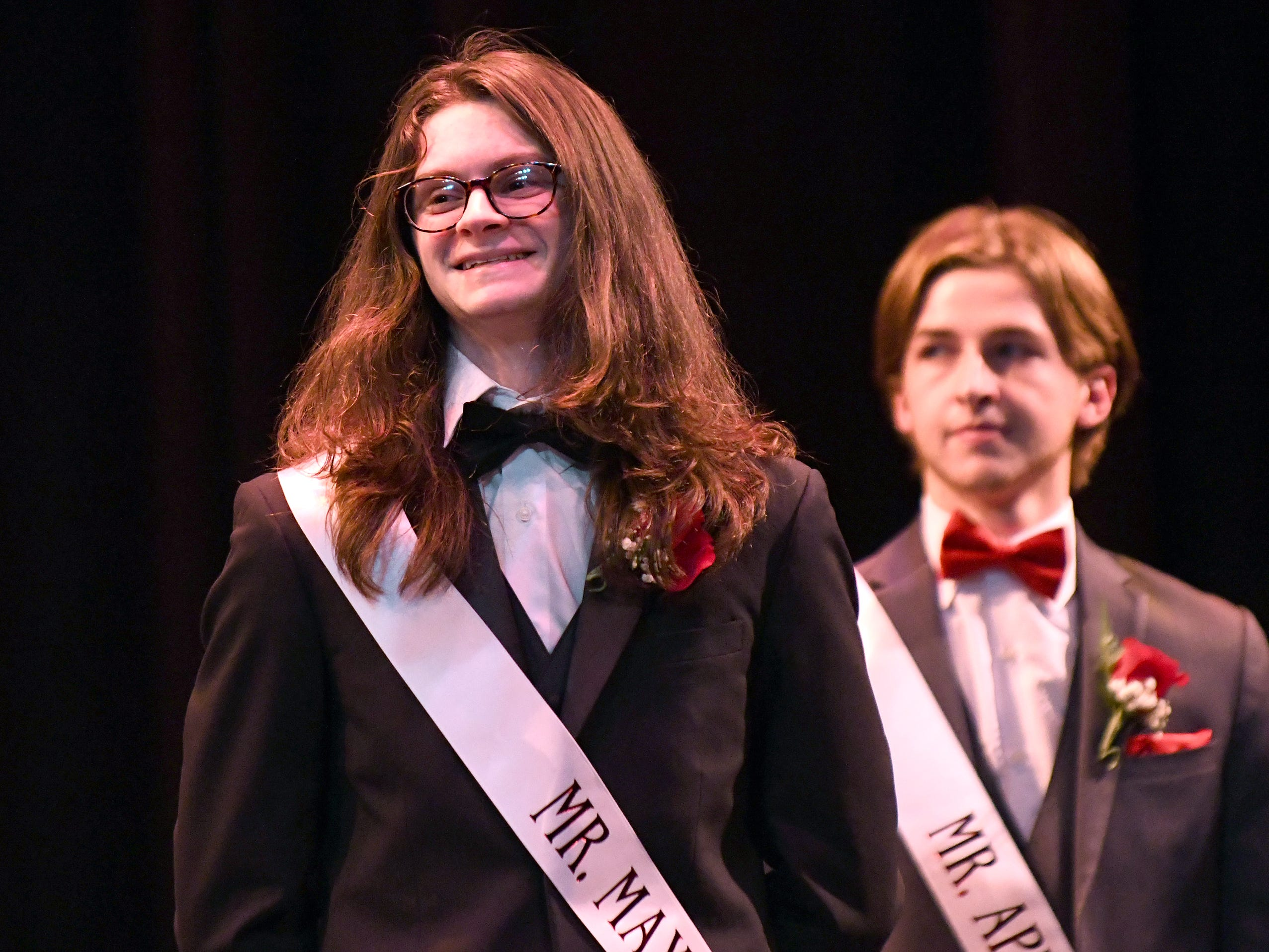 Twelve contestants vied for the 2019 Mr. Vineland crown at Vineland High School on Thursday, January 10.