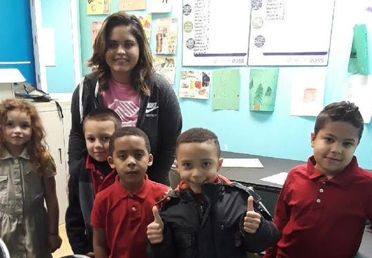 Children from the Boys & Girls Club of Vineland recently joined facilitator Diana Ramirez-Colon for a NetSmartz Workshop.