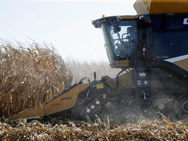 Wisconsin Corn Growers 2018 Corn Yield contest winners