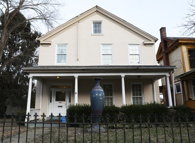 Homeless Hands of Zanesville's Stepping Stone home has only three residential spots for homeless to stay and work toward finding a job and a place to live. In a city with few affordable housing options, founder Tammy Clark said staying in tents is still not a solution.