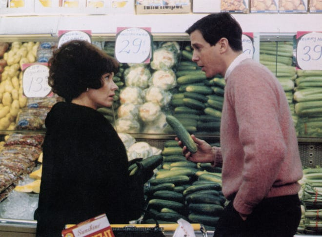 """Verna Bloom and Tim Matheson in 1978's """"Animal House."""" Bloom has died at age 80."""