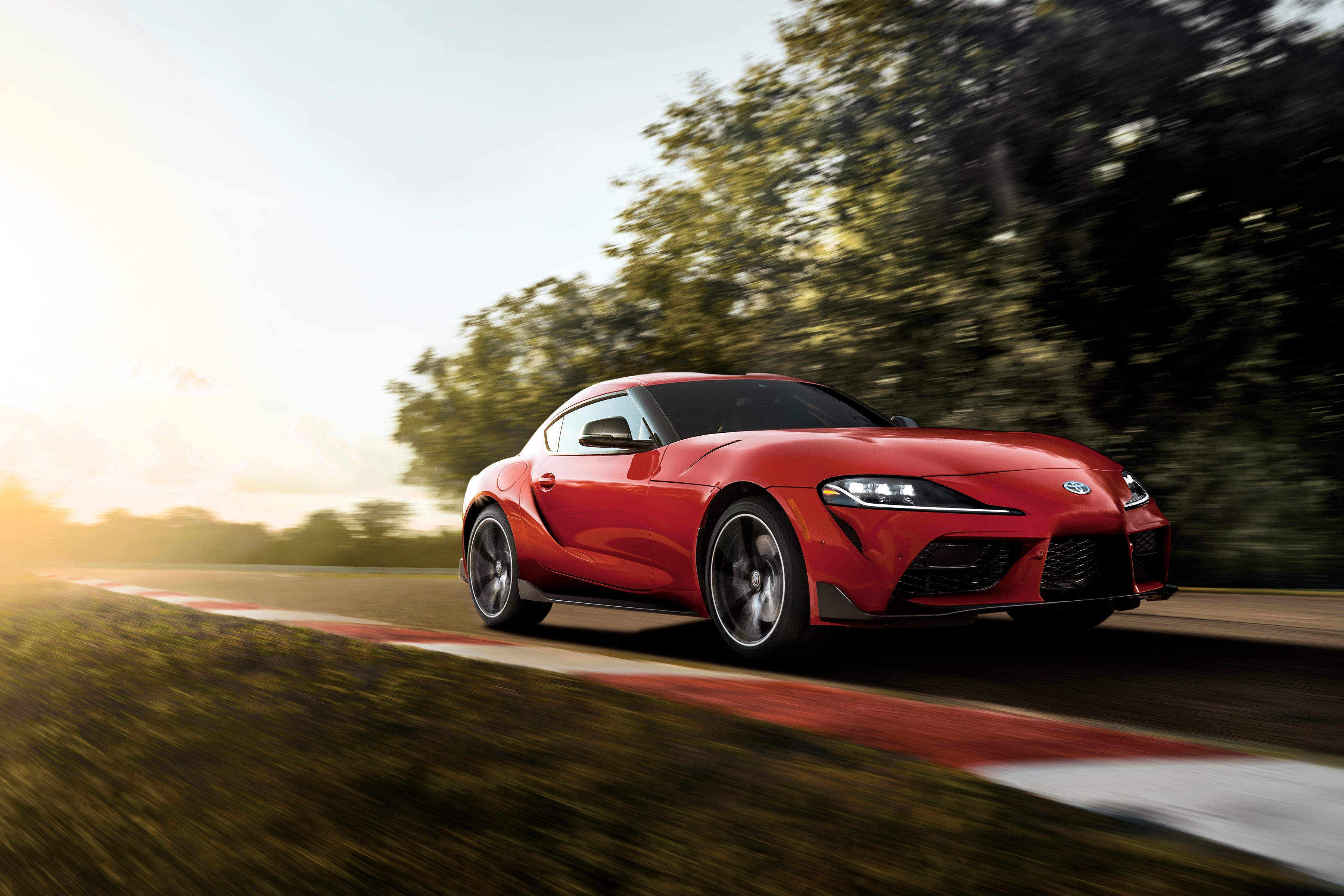 Toyota Supra gets new life: 'Totally lit' sports car debuts at 2019 Detroit auto show