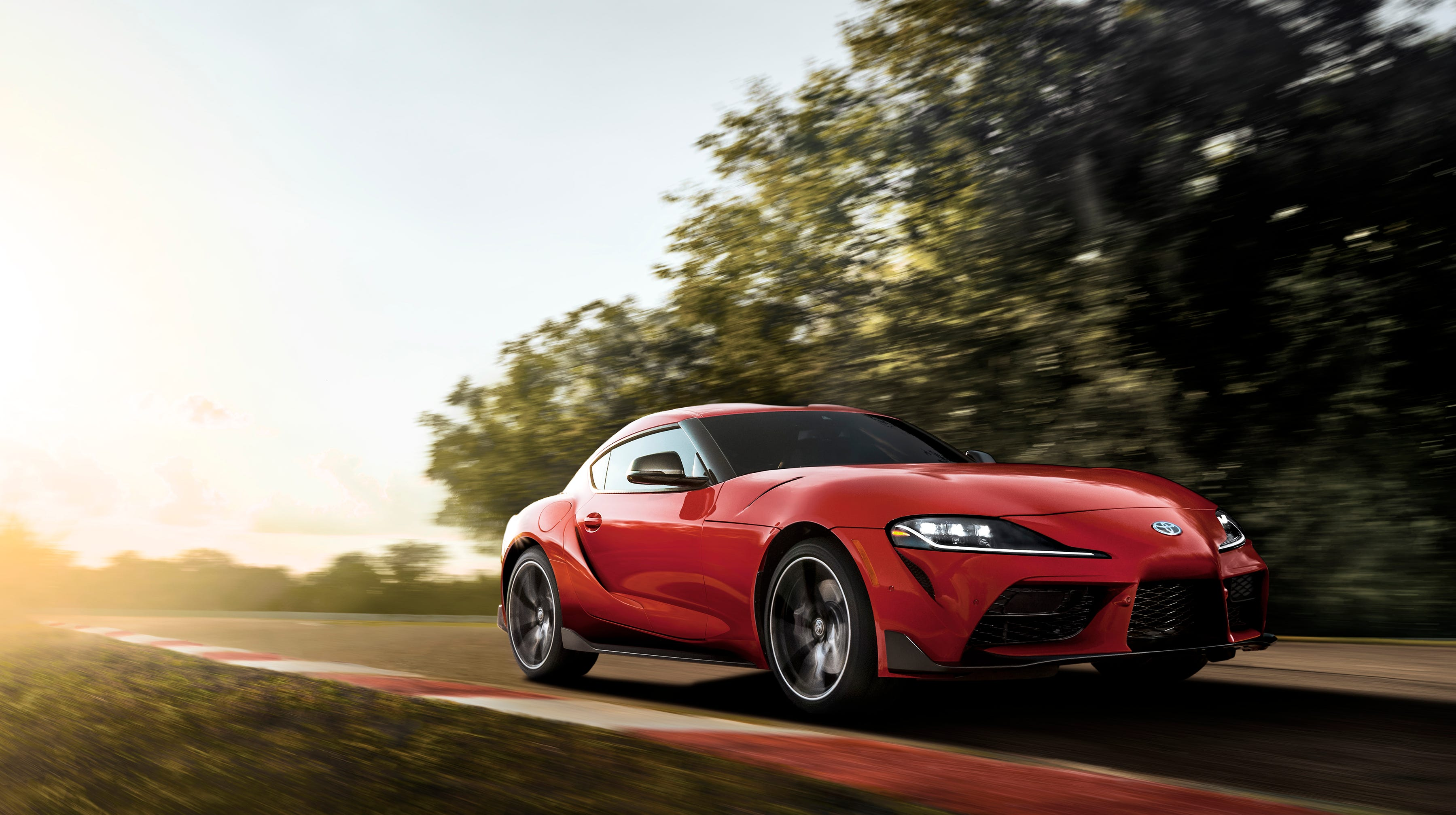 Detroit Auto Show Toyota Supra Returns Two Decades After