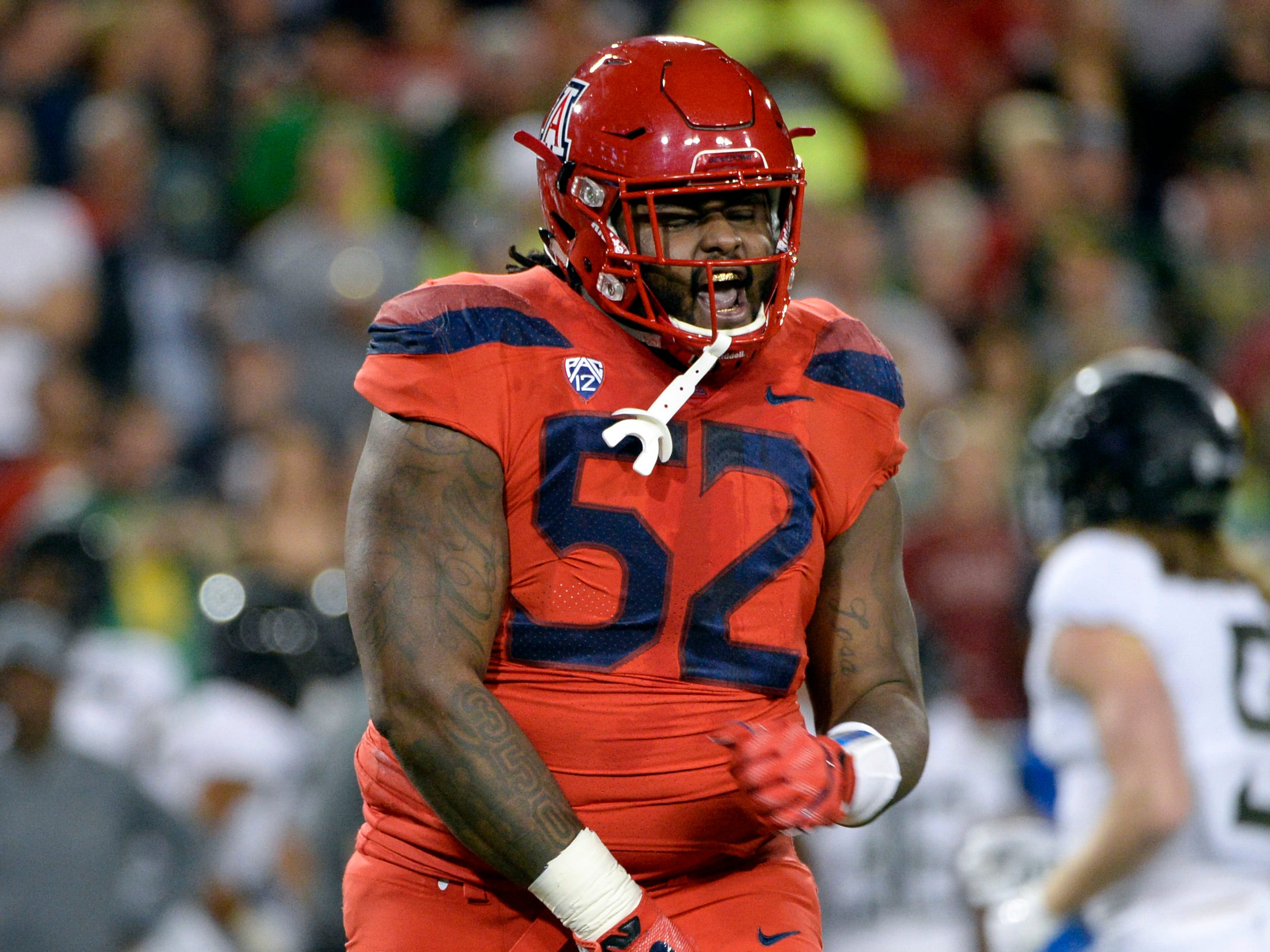 PJ Johnson, DT, Arizona