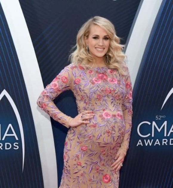 Carrie Underwood is expecting another boy.