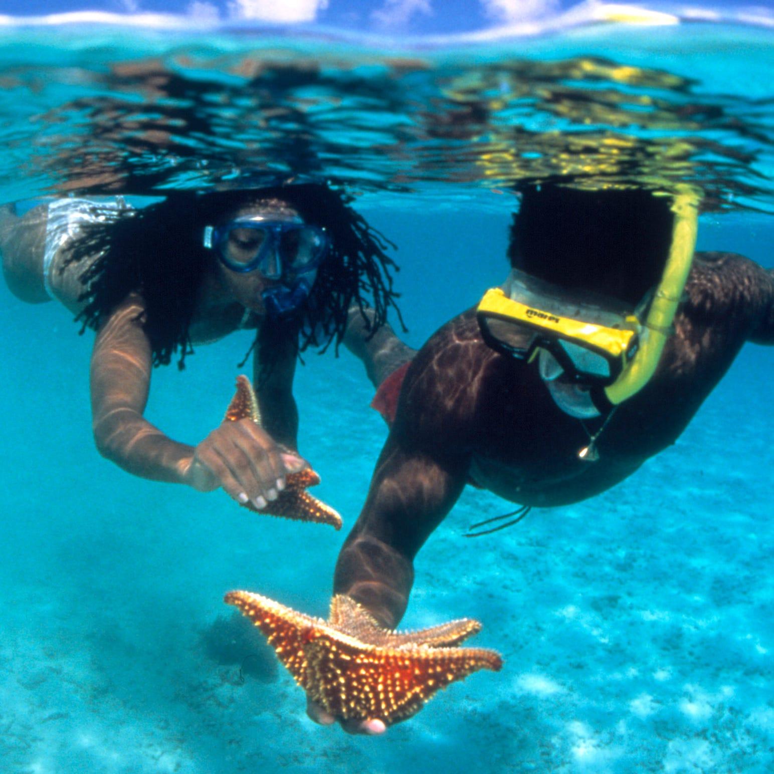 Best snorkeling spots in the Caribbean