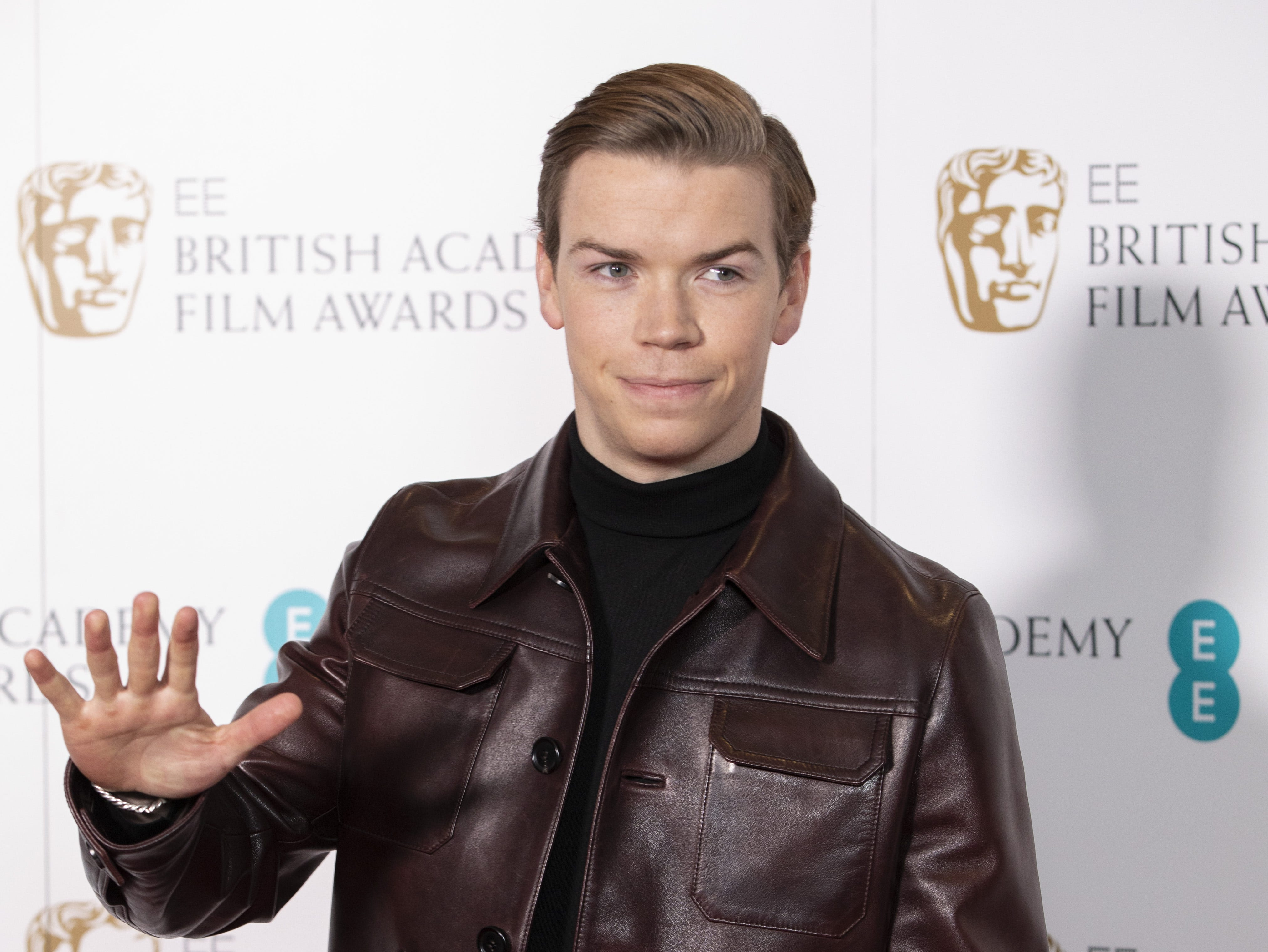 LONDON, ENGLAND - JANUARY 09:  Will Poulter attends the EE BAFTA Film Awards nominations announcement held at BAFTA on January 09, 2019 in London, England. (Photo by John Phillips/Getty Images) ORG XMIT: 775278090 ORIG FILE ID: 1091658588