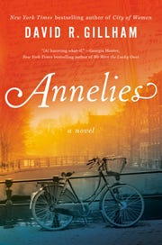 """Annelies,"" by David Gillham."