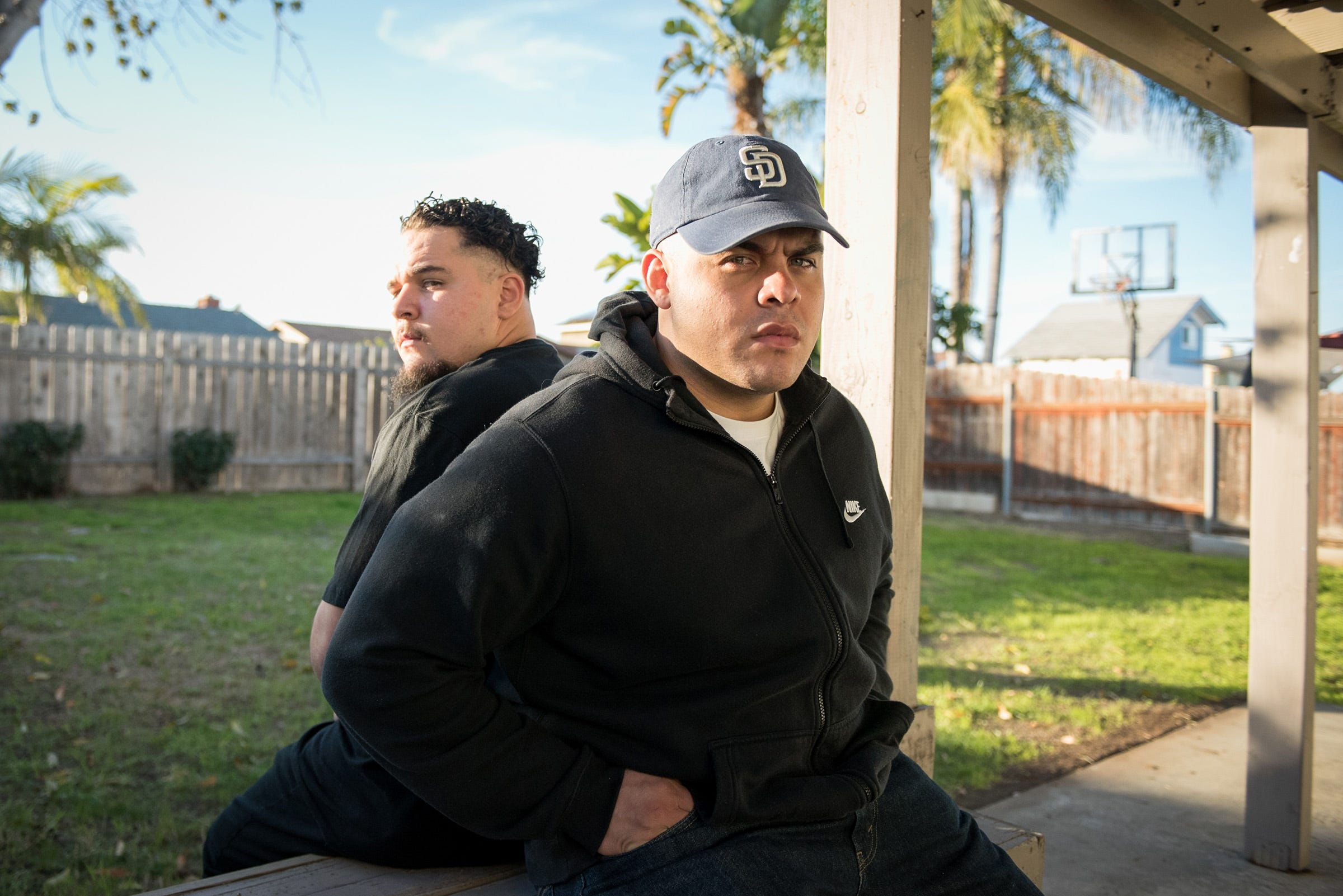 Angel and Noel Sanchez say that the chaos they suffered at home with their mother affected them negatively in school and shattered their dreams to play collegiate sports. They're doing everything they can to make sure that it doesn't happen to their youngest brother who is still in high school.