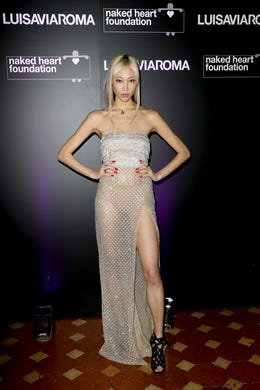 FLORENCE, ITALY - JANUARY 09: Soo Joo Park attends LuisaViaRoma and Naked Heart Foundation Dinner on January 09, 2019 in Florence, Italy. (Photo by Tristan Fewings/Getty Images for LuisaViaRoma and Naked Heart Foundation) ORG XMIT: 775277617 ORIG FILE ID: 1091922506